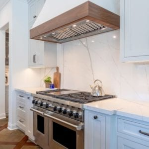 Southern California classic kitchen remodel in Westlake Village by JRP Design and Remodel
