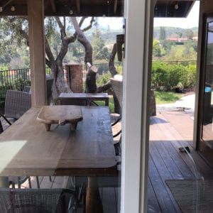 Before photo of charismatic open concept remodel in Westlake Village By JRP Design and Remodel